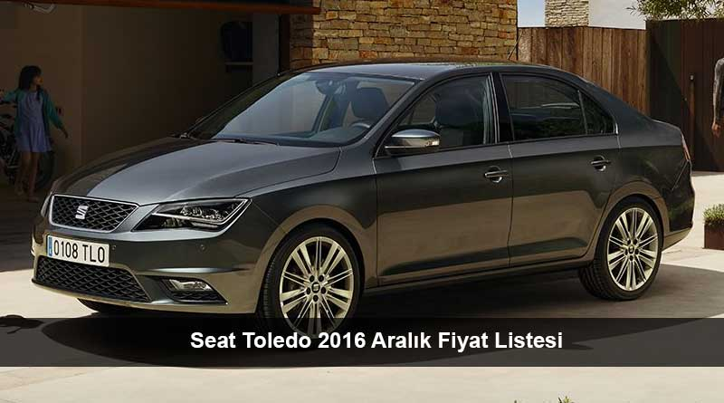 seat toledo 2016 aral k fiyat listesi son araba fiyatlar. Black Bedroom Furniture Sets. Home Design Ideas