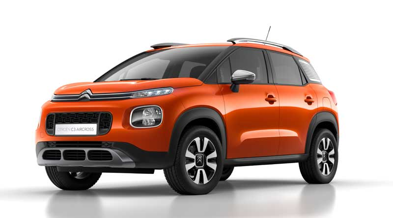 citroen c3 aircross kompakt suv zellikleri ve motor. Black Bedroom Furniture Sets. Home Design Ideas