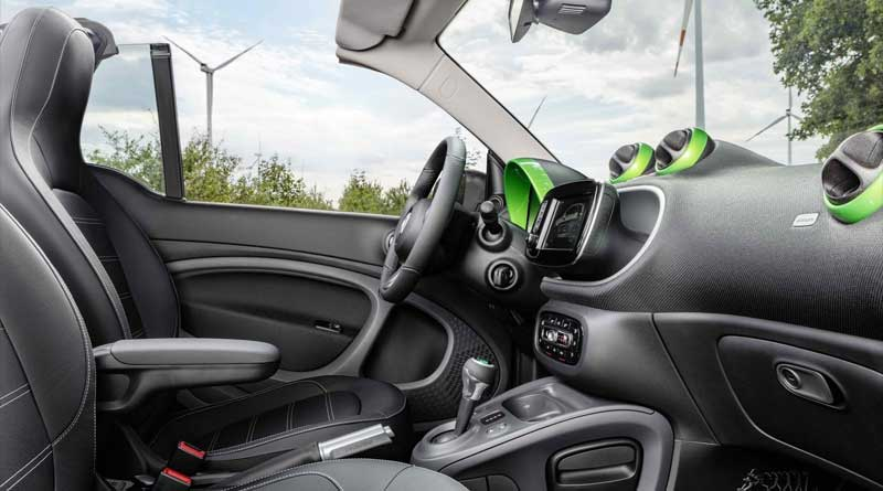 2017 Smart fortwo Cabrio Electric Drive Fiyat ve ...
